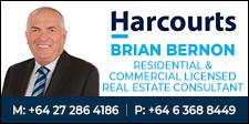 Brian Bernon – Harcourts