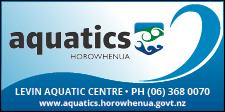 Horowhenua District Council Aquatics